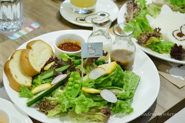 5.Alpacasso Café @ Aeon Mid Valley Megamall