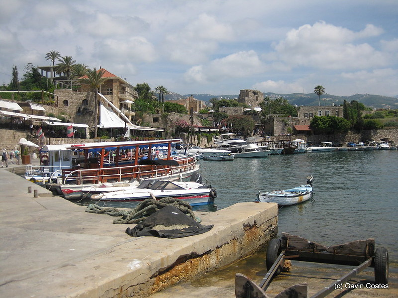 Byblos Harbour