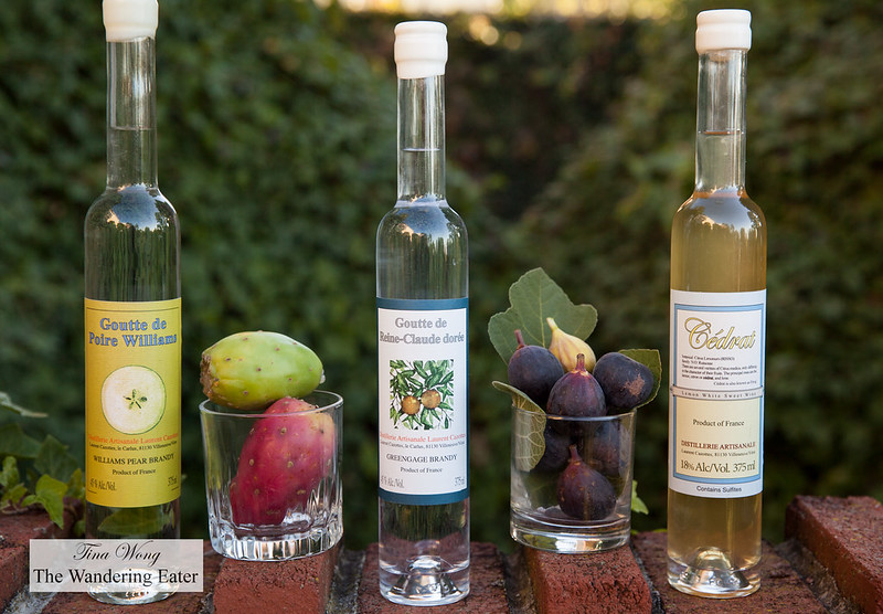 Distillery Cazottes Fruit Brandies