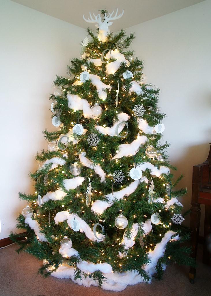 How To Photograph Christmas Tree