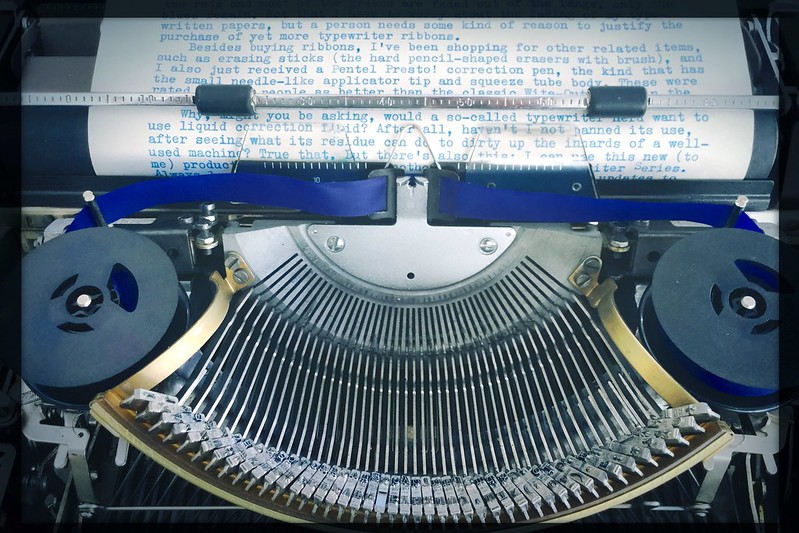Typewriter Blues