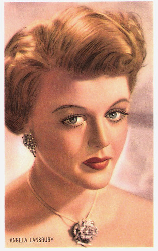 Angela Lansbury in The Red Danube (1949)