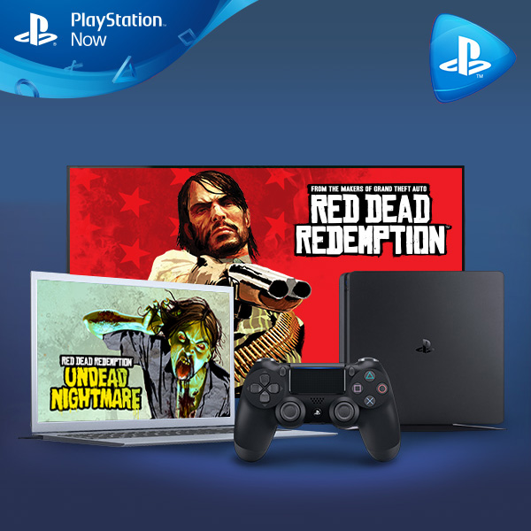 Red Dead Redemption and Undead Nightmare are coming to PS Now