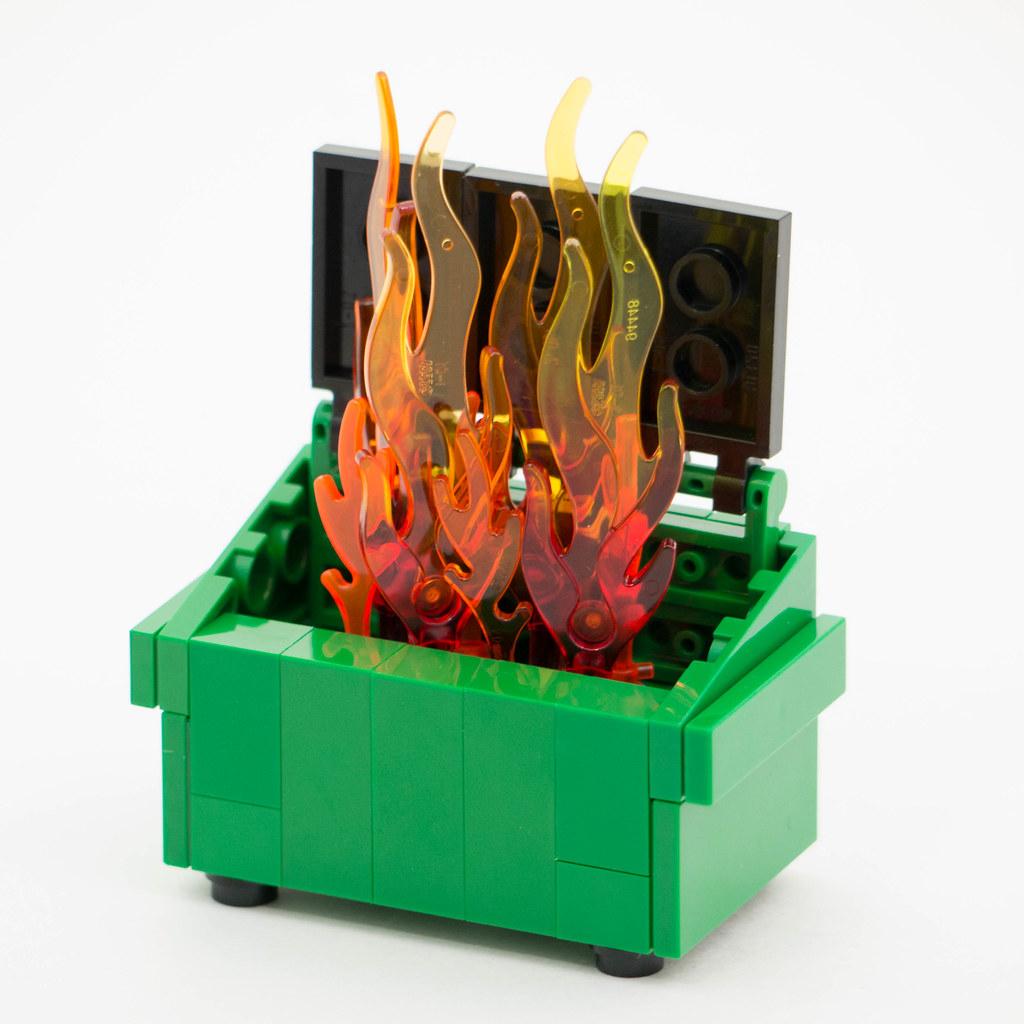Dumpster Fire 2016