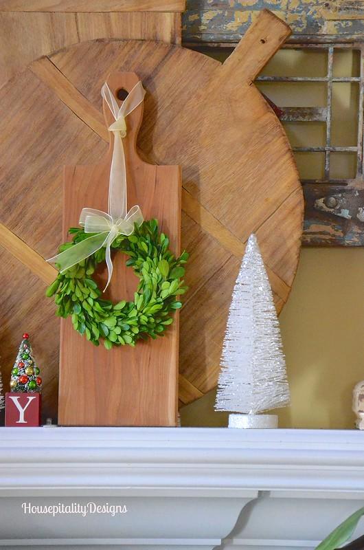 Boxwood Christmas Trees