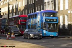 Wrightbus NRM NBFL - LTZ 1097 - LT97 - Half A Sixpence - Notting Hill Gate 390 - Metroline - London - 161203 - Steven Gray - IMG_9149