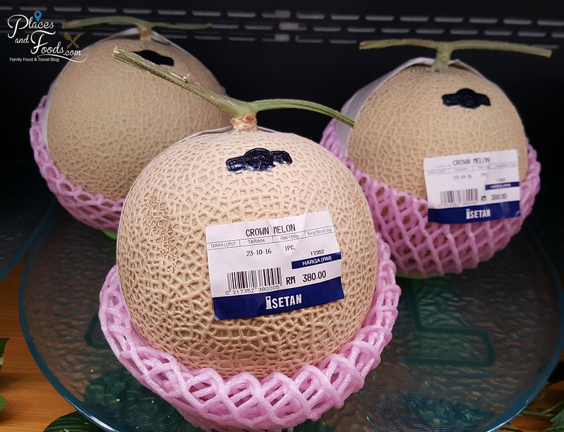isetan lot 10 crown melon