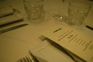 School of Communication and Media Industry Dinner 11/13