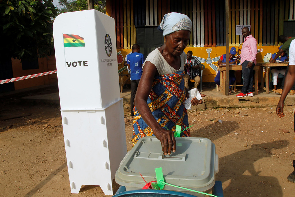 Ghana Votes December 7, 2016