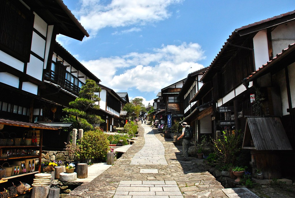 Nakasendo way