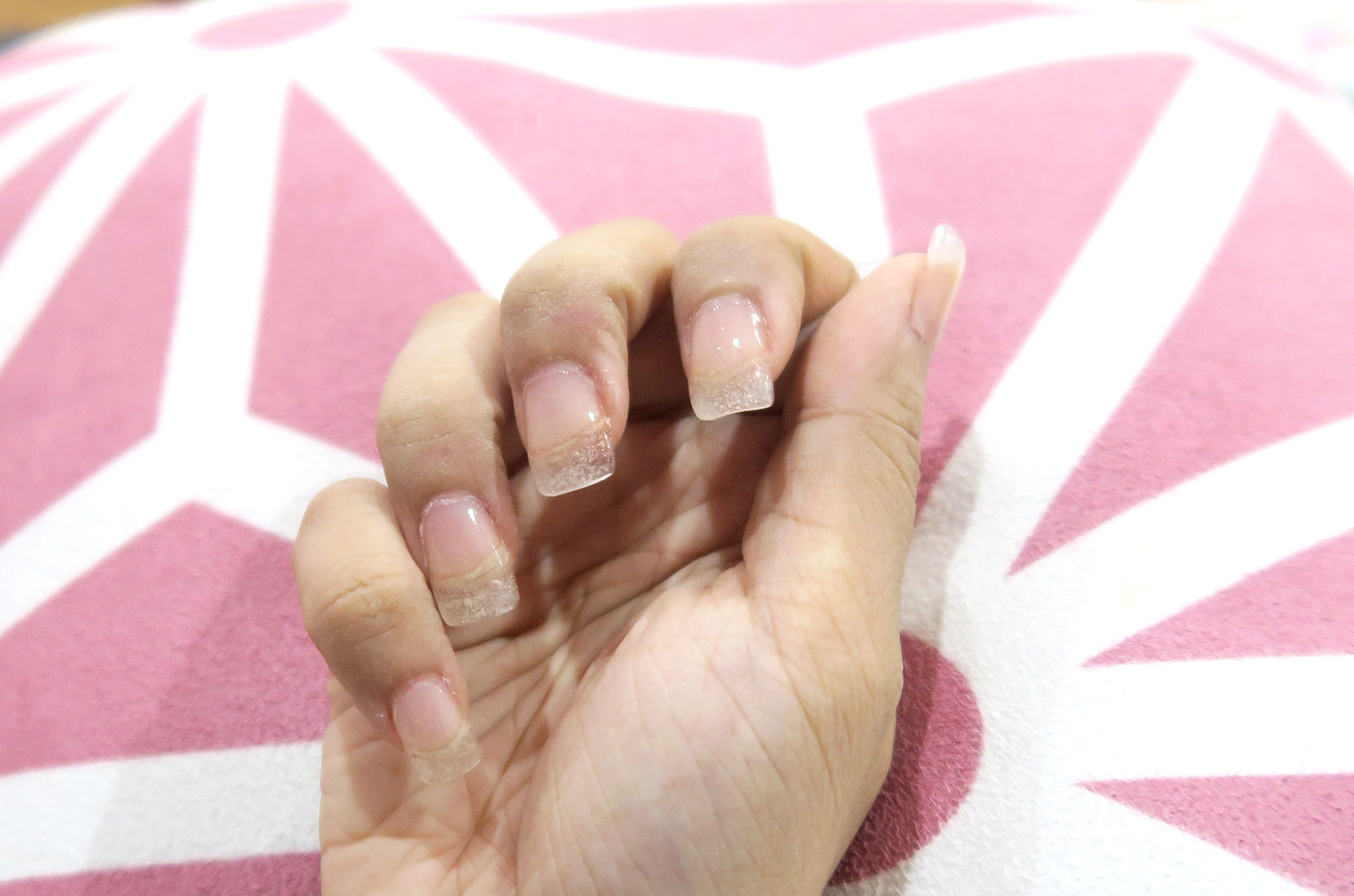 6 Acrylic Nails Review - Nail Art - Ayumi Las Piñas - Gen-zel.com(c)