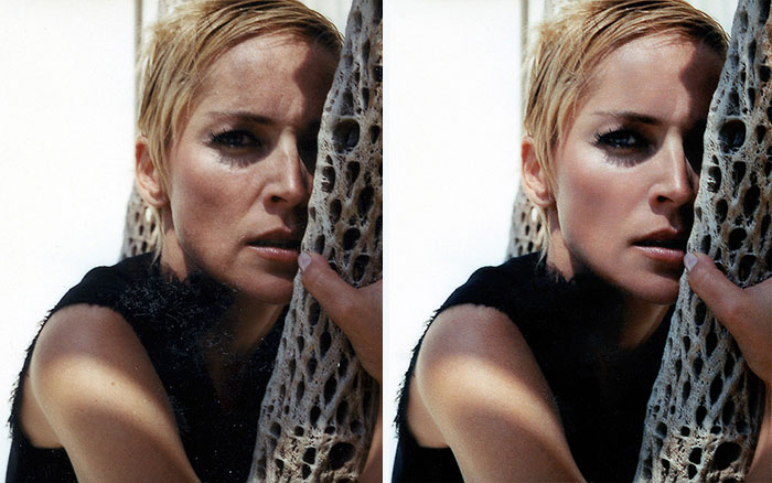 Селебрити до и после фотошопа - ПоЗиТиФфЧиК - сайт позитивного настроения!
