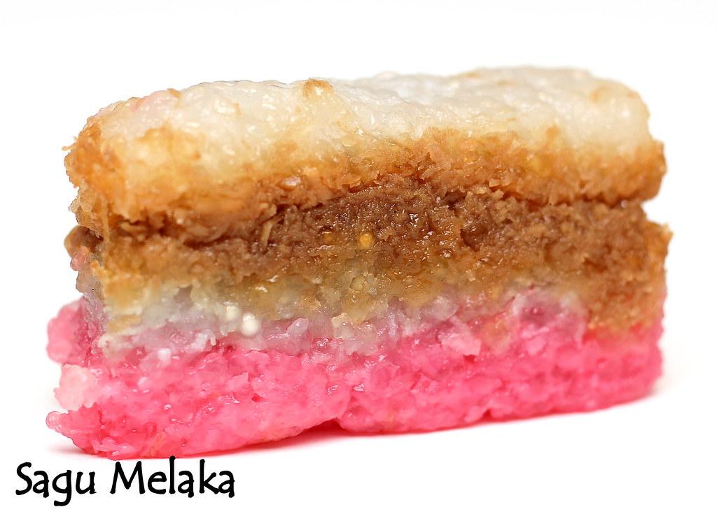Nonya Kueh: Sagu Melaka