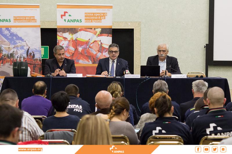 Conferenza di organizzazione Anpas