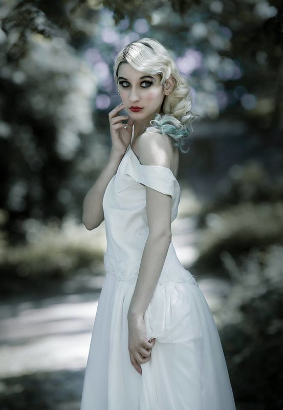 Rosée, robe inspiration Lanvin et Années Folles