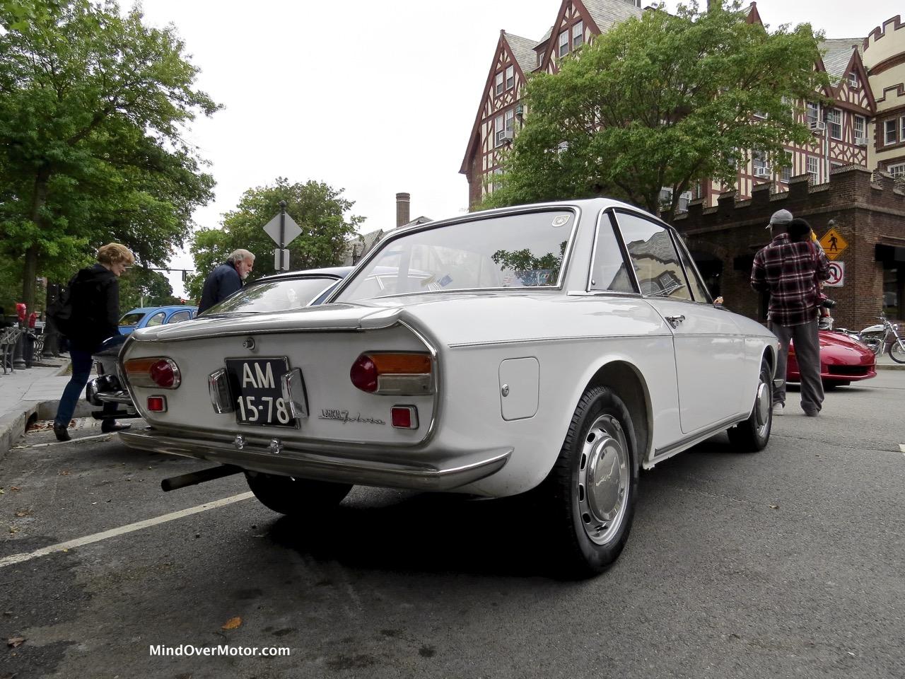 1968 Lancia Fulvia Rear
