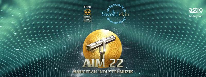 Anugerah Industri Muzik AIM22
