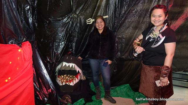 halfwhiteboy halloween decor - norway 36