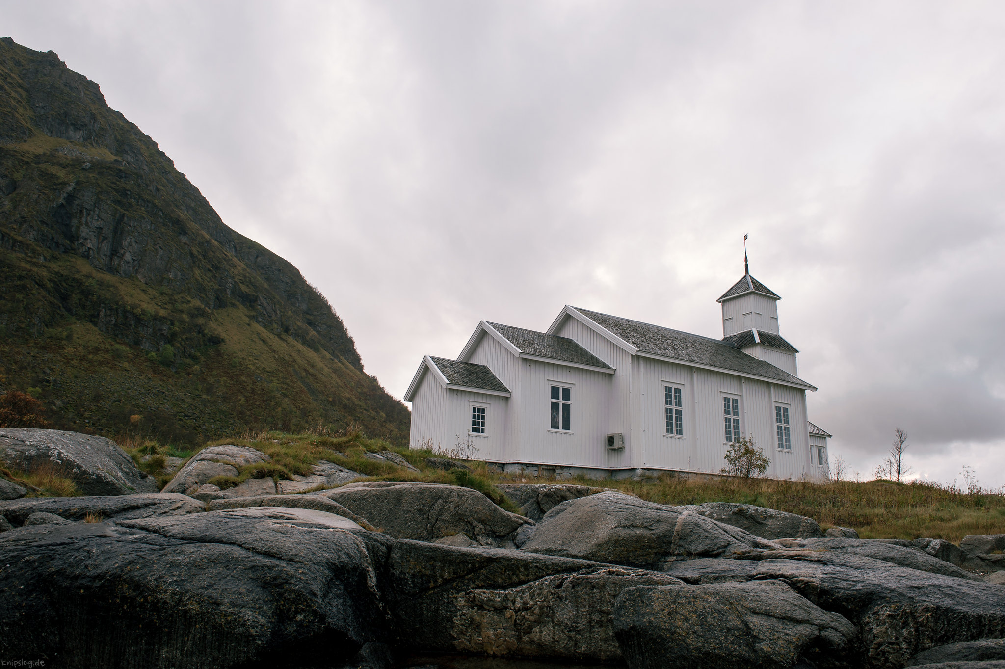 Northern church
