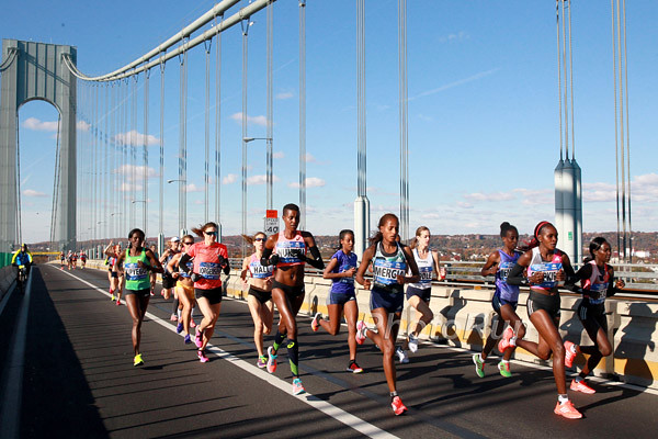 2016 NYC Marathon Weekend