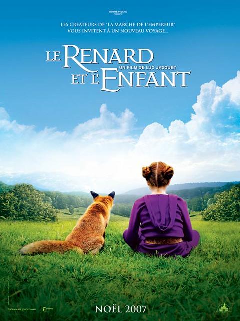Le Renard et l`Enfant - Poster 1