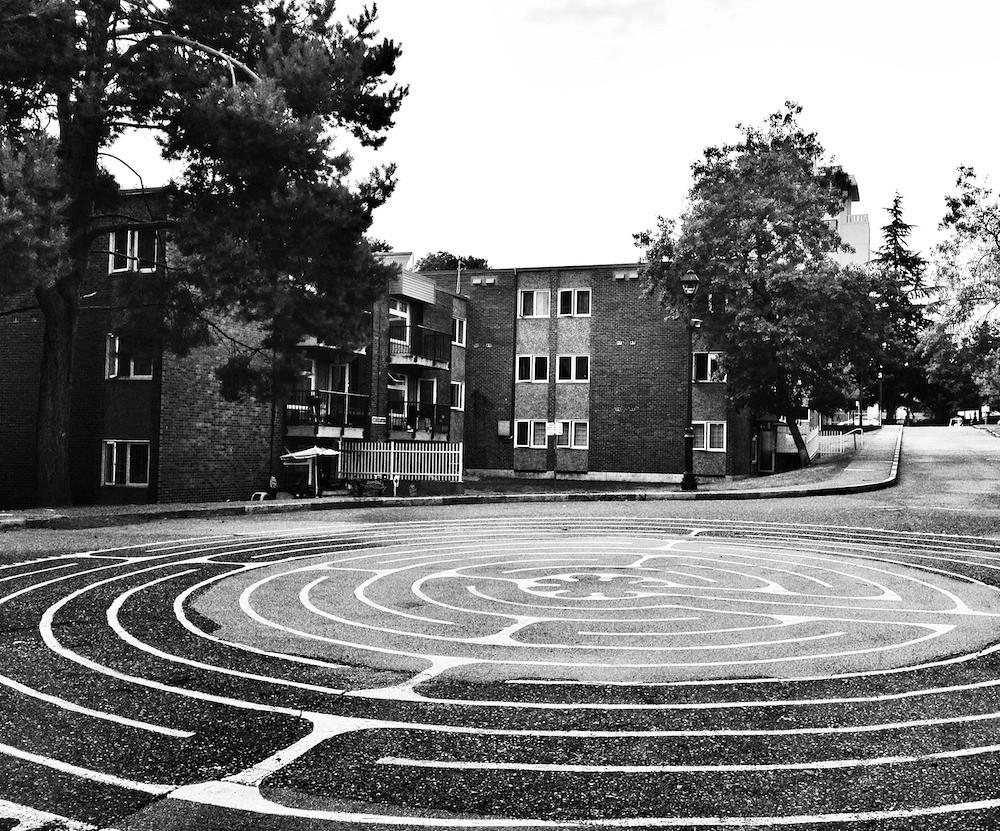 Strathcona Labyrinth