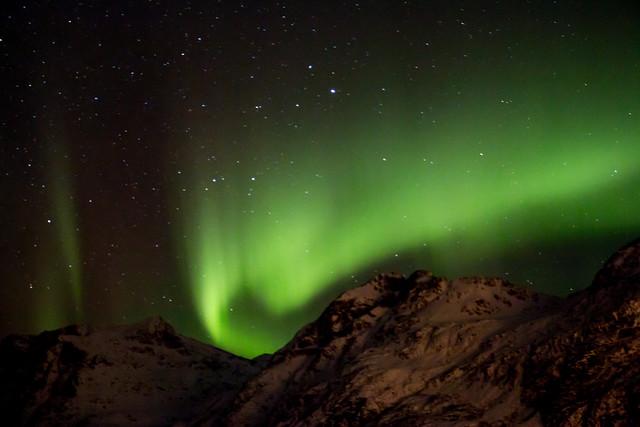 Ersfjordbotn swirl