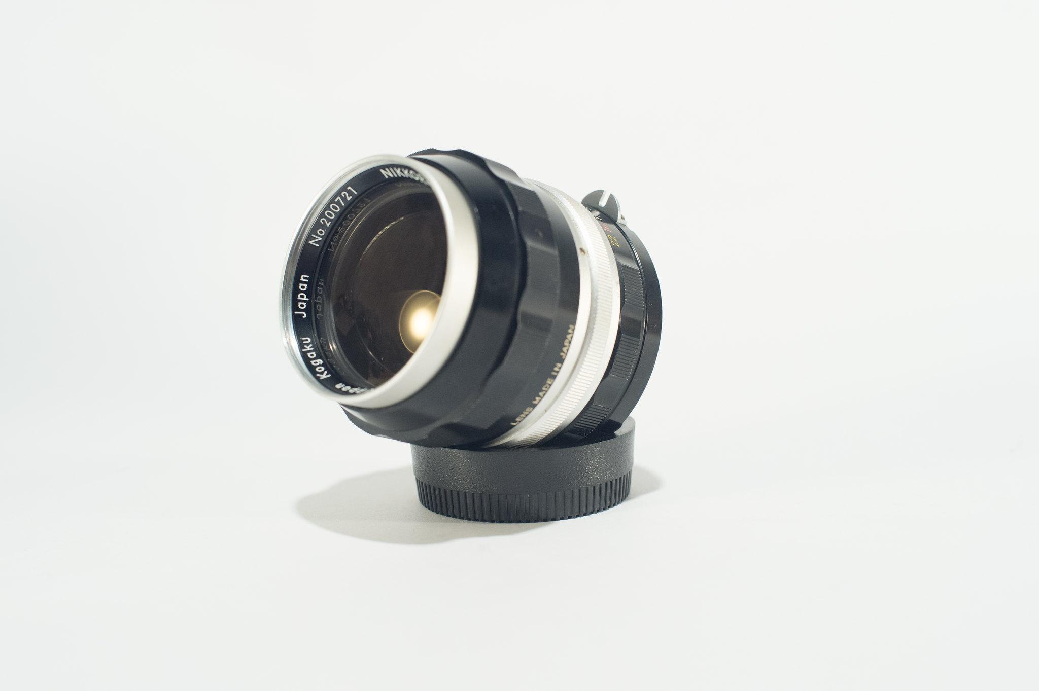 non-AI 105mm F2.5P