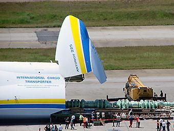 Antonov An225 Mriya GRU 2 (E.Moura)