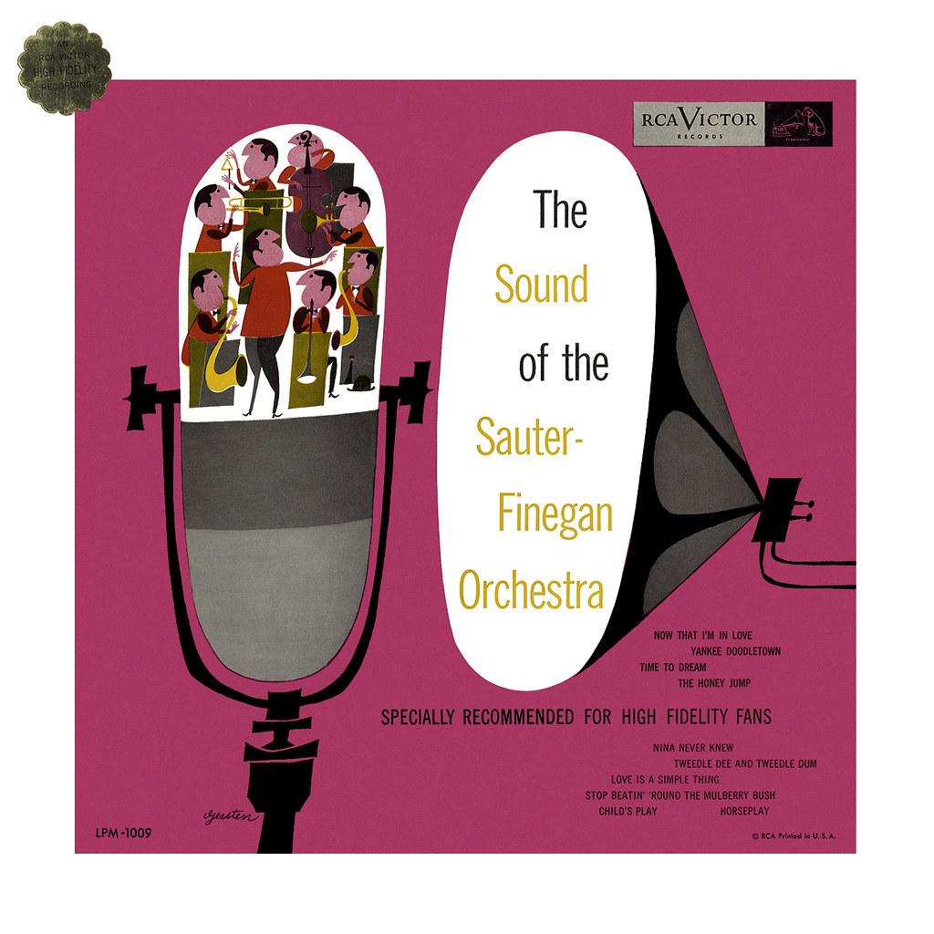 The Sound of The Sauter-Finegan Orchestra