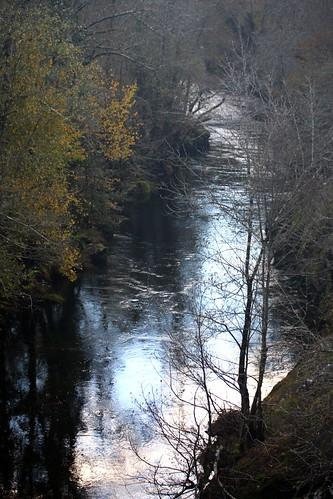 Río Deza. Ponte Taboada