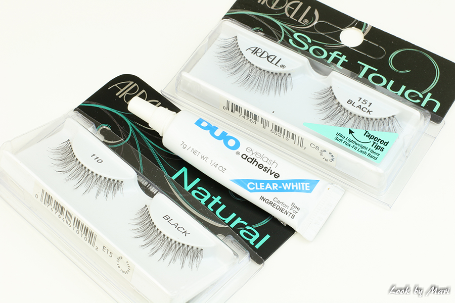 11 Ardel false lashes i love me messut 2016 Ardel Natural 110 black and soft touvh 151 black review kokemuksia