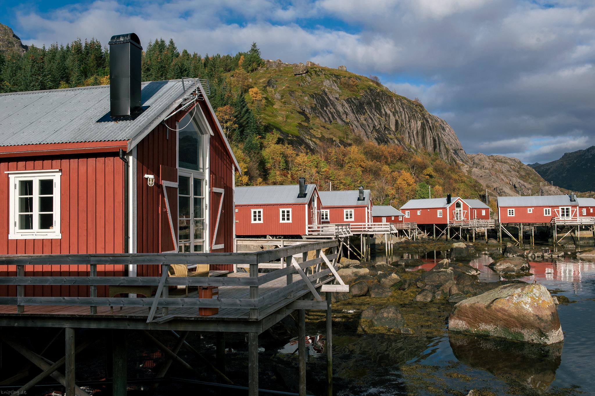 Rørbue in Nusfjord