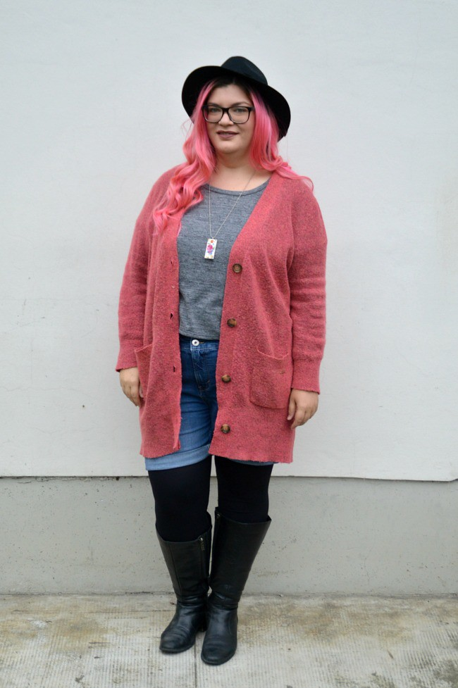 Plus size hipster outfit (1)