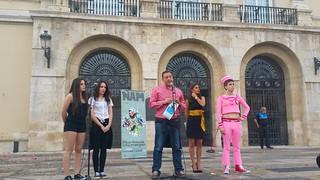 ÑAM Festival Internacional de Cómic y Novela Gráfica. Fiesta de presentación
