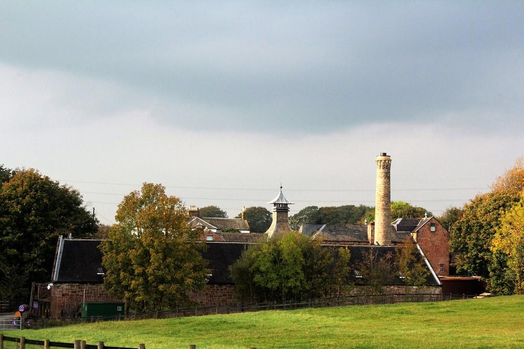 Annandale Distillery, Scotland