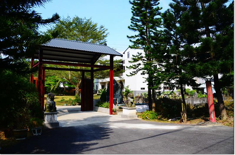 坑內頭山寶林寺停車處