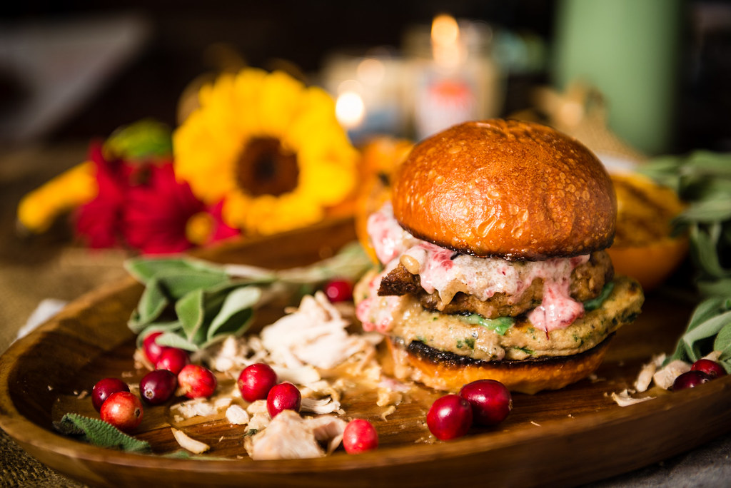 Thanksgiving Leftovers? Black Friday Turkey Burger Recipe