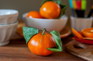 Tangerine | by Culinary Fool