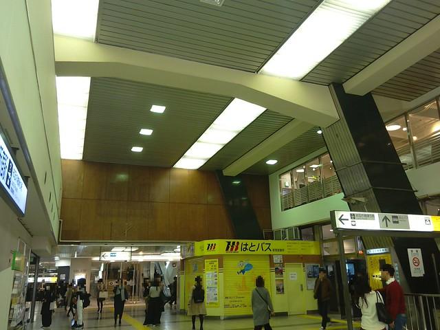 西武新宿線 国鉄新宿駅乗り入れ計画 (90)