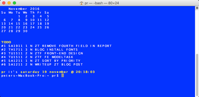 ZeroTasks in Mac bash shell (flickr: 2016NOV192023.00)