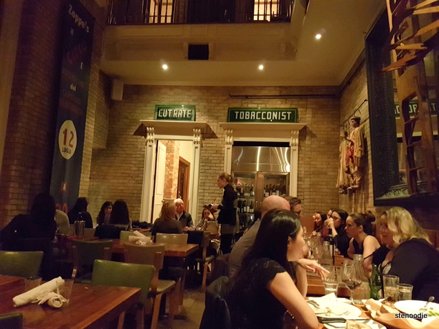 Terroni at Adelaide