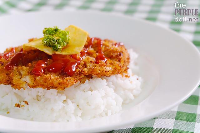 Piattos Chicken Katsu