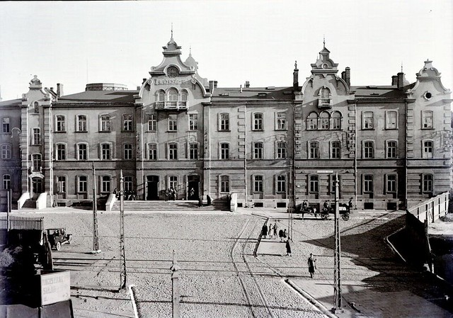 Fot. Włodzimierz Pfeiffer - Archiwum Państwowe w Łodzi