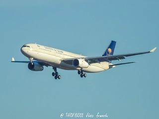 A330 Saudi Airlines HZ-AQ21 msn1766 F-WWKD