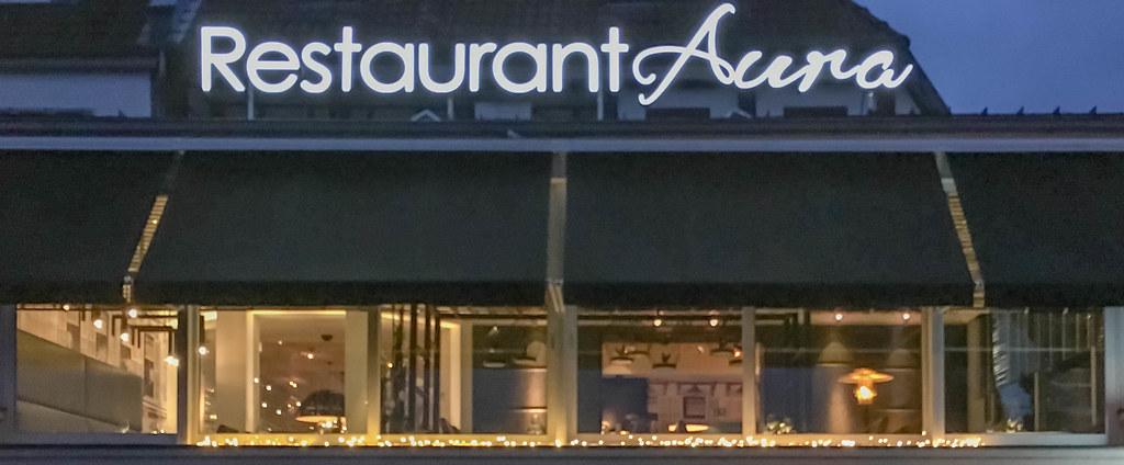 Restaurant Aura by Luis Dias, Köln-Rodenkirchen
