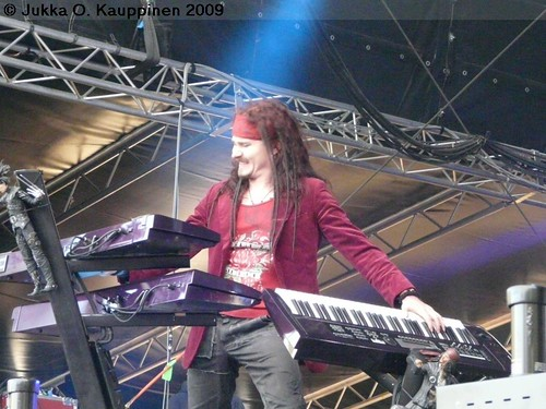 Nightwish (2009) | by Jukka O. Kauppinen