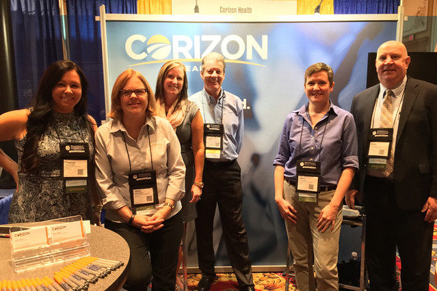 Corizon Health well-represented at NCCHC annual conference