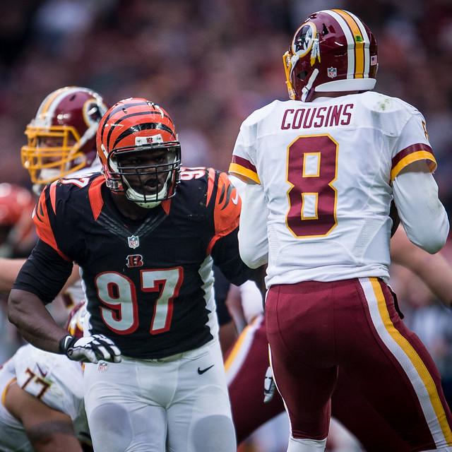NFL Bengals v Redskins 103