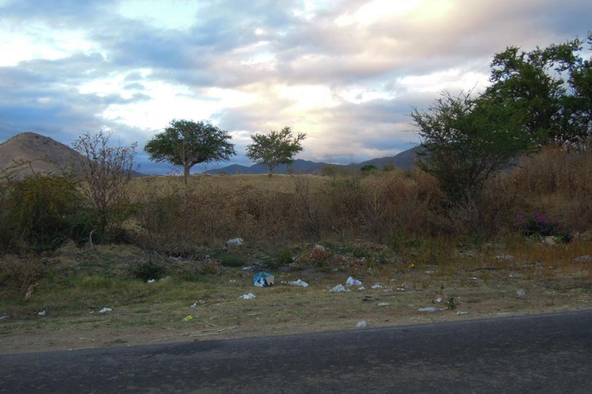 Bussimatkustus Meksikossa